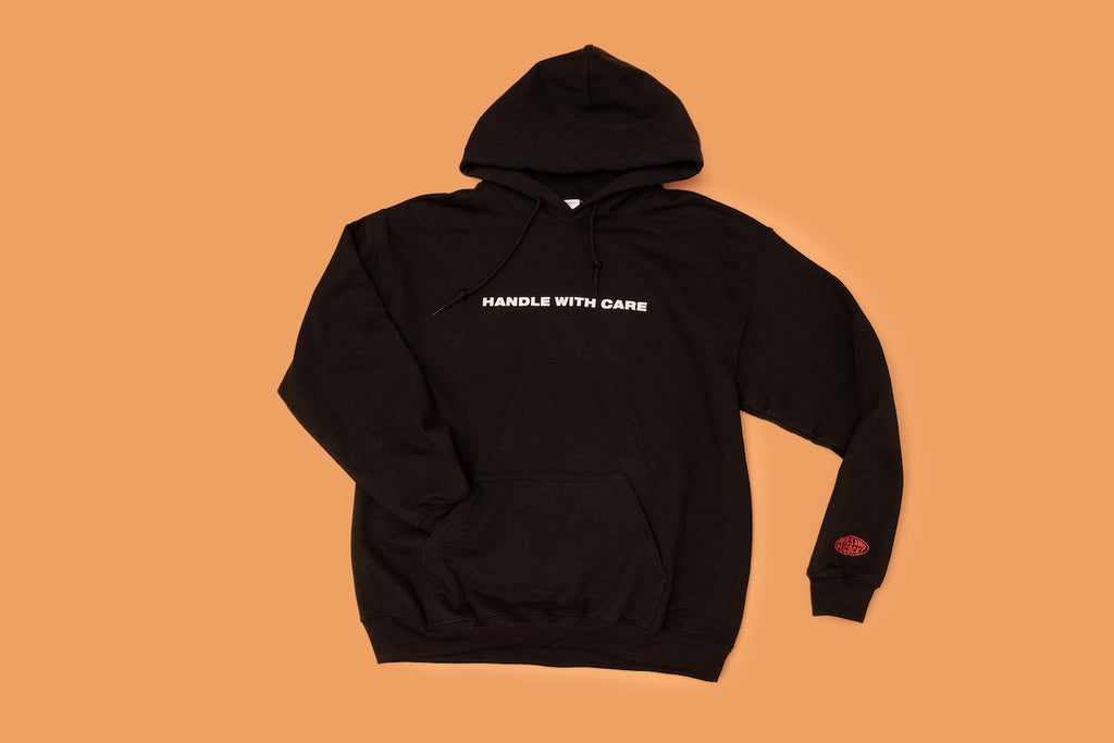 Care Instructions Hoodie