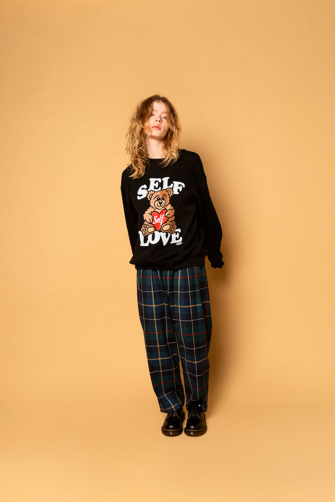Self Love Teddy Sweatshirt