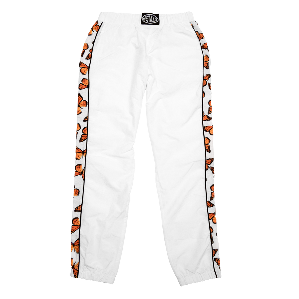 Butterfly Effect Pants in White
