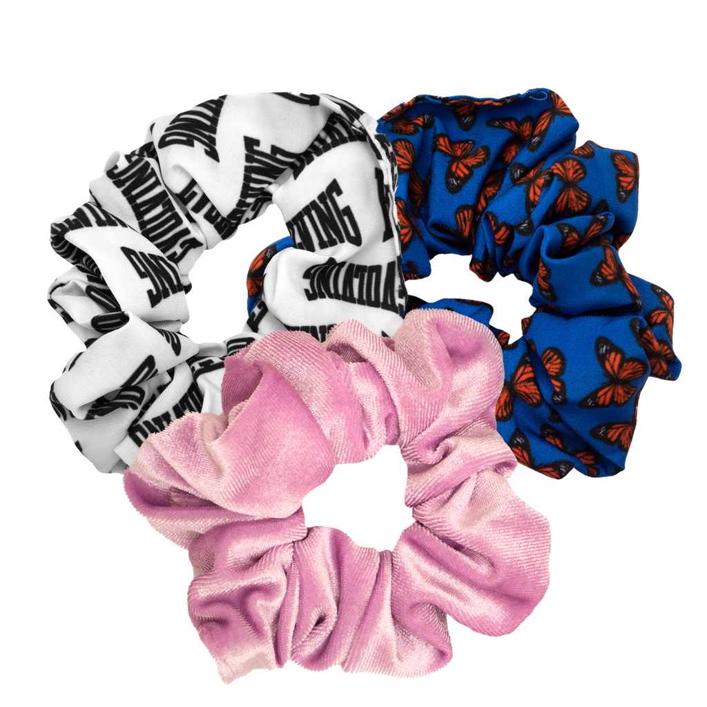 Evolving 3-pk Scrunchies