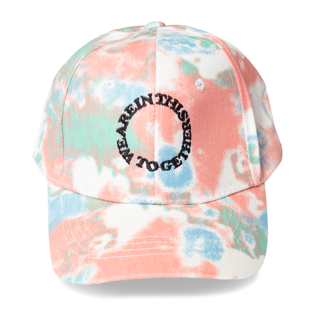 In This Together Tie Dye Hat