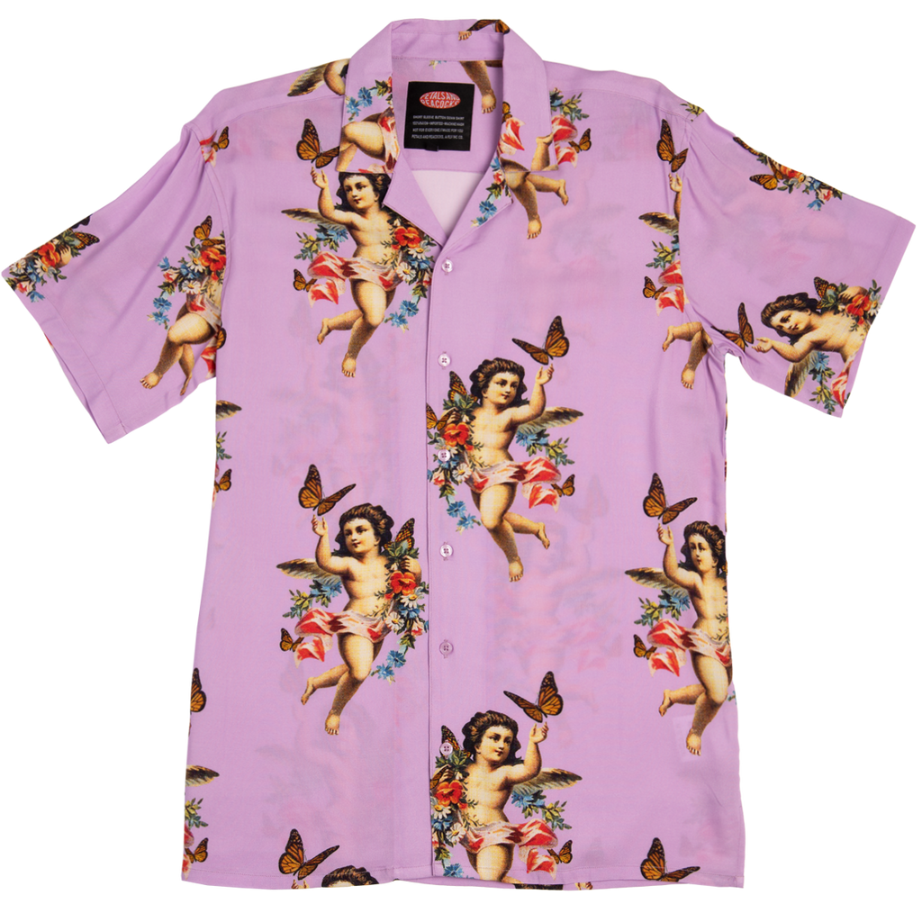 If You Love Me Vacation Shirt in Orchid