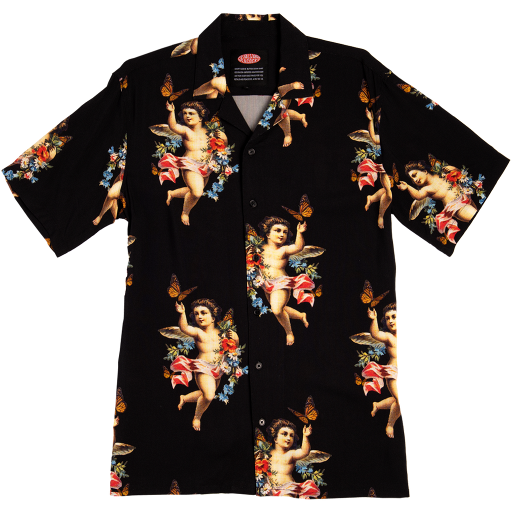 If You Love Me Vacation Shirt in Black