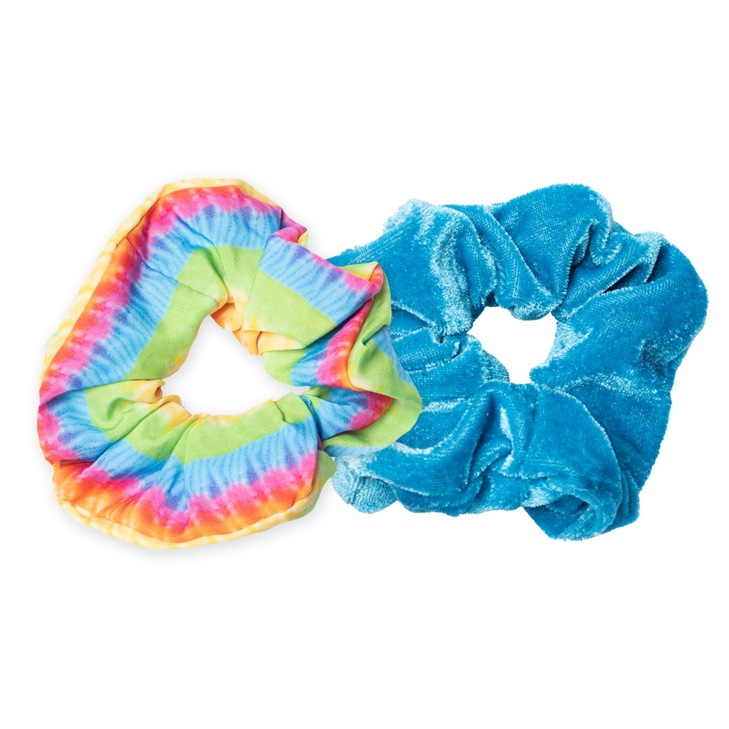 Smile 2-pk Scrunchies