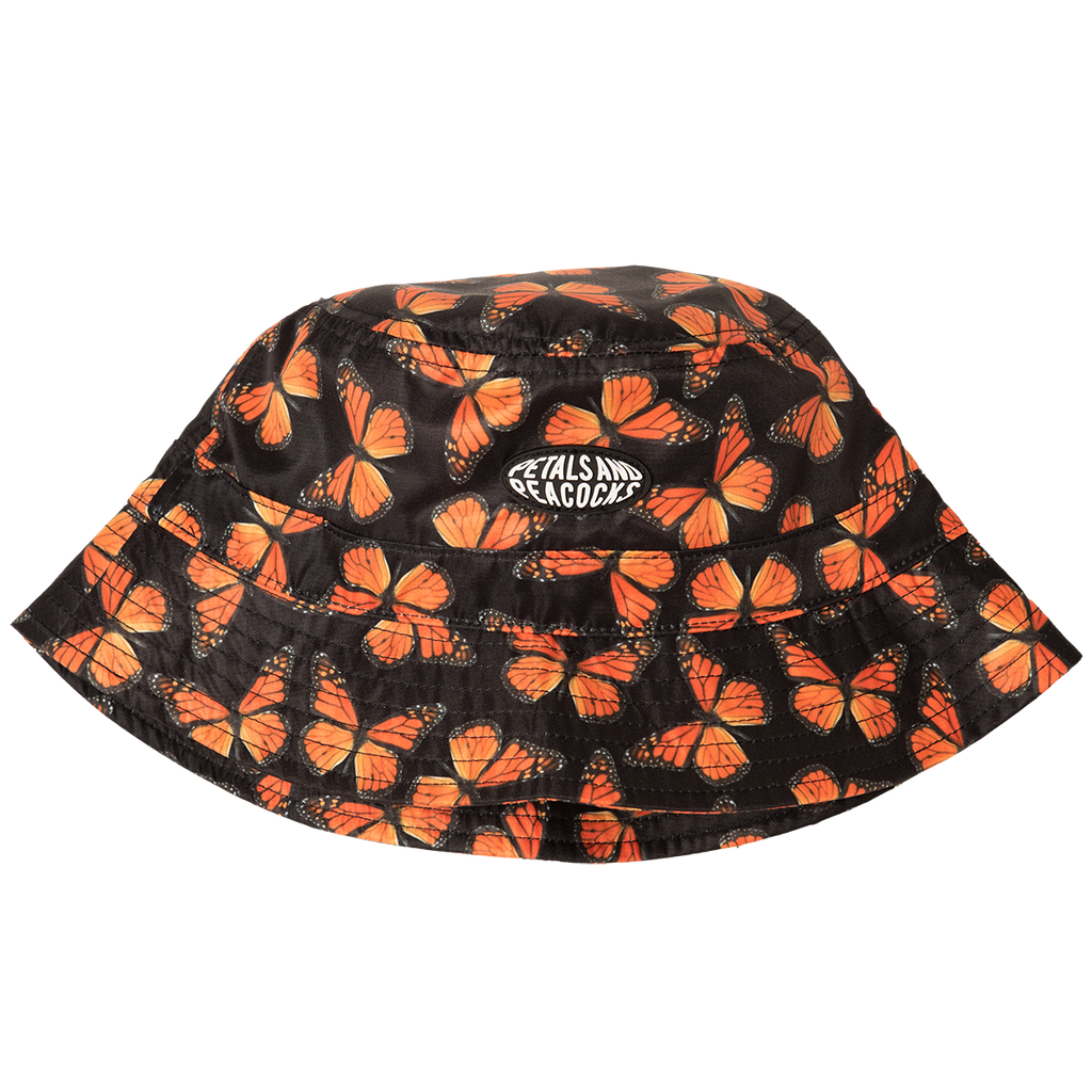 Butterfly Effect Bucket Hat in Black