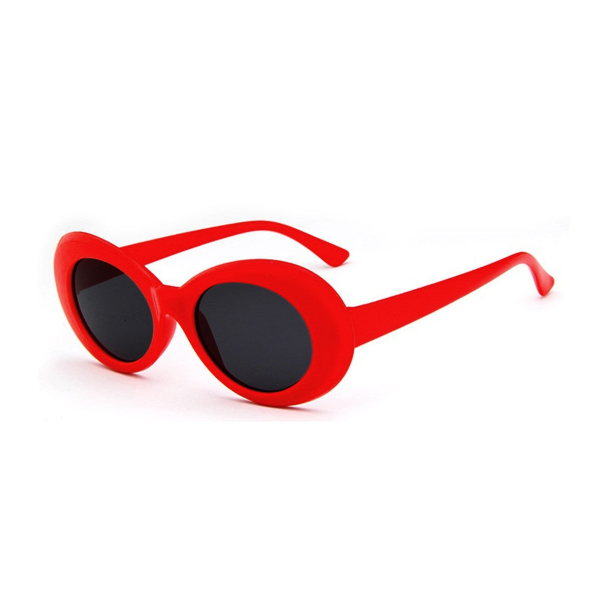 dc1a2ed237 Nevermind Sunglasses in Red – Petals and Peacocks