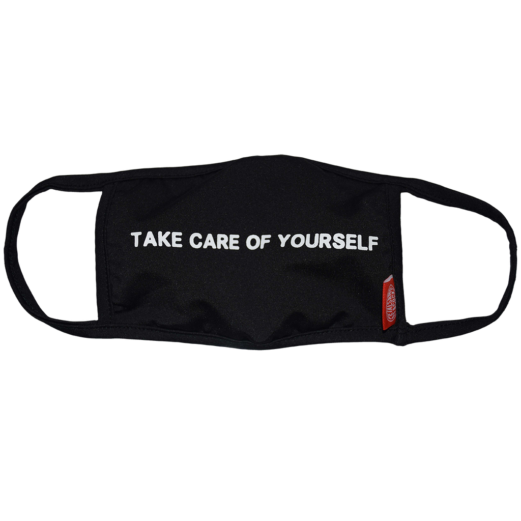 Take Care Of Yourself Face Cover