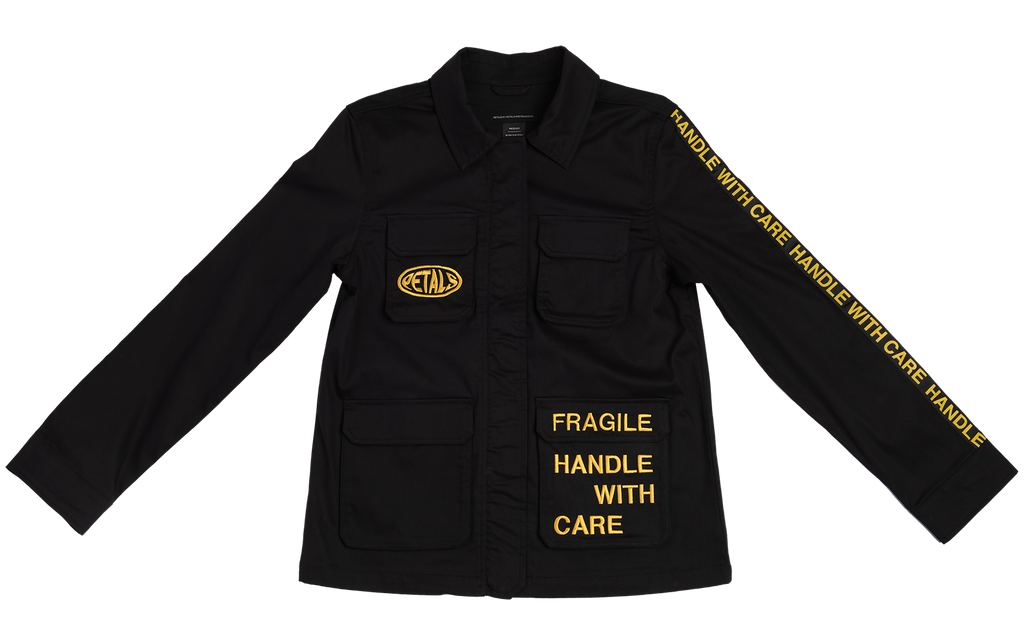 Fragile Utility Jacket