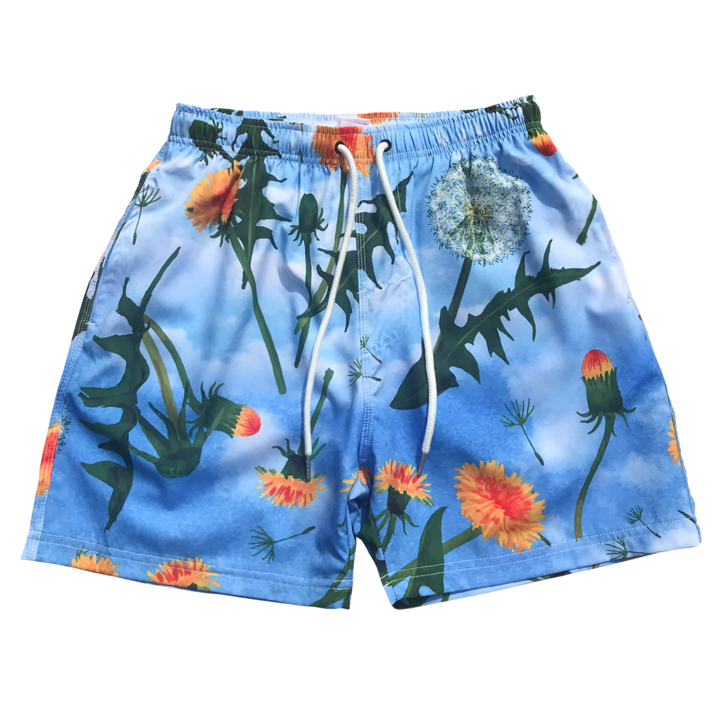 Wish You Well Vacation Shorts