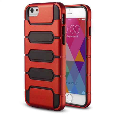 iPhone 6 Plus and iPhone 6s Plus Case Tank Armor (Extreme Protection, Hybrid)