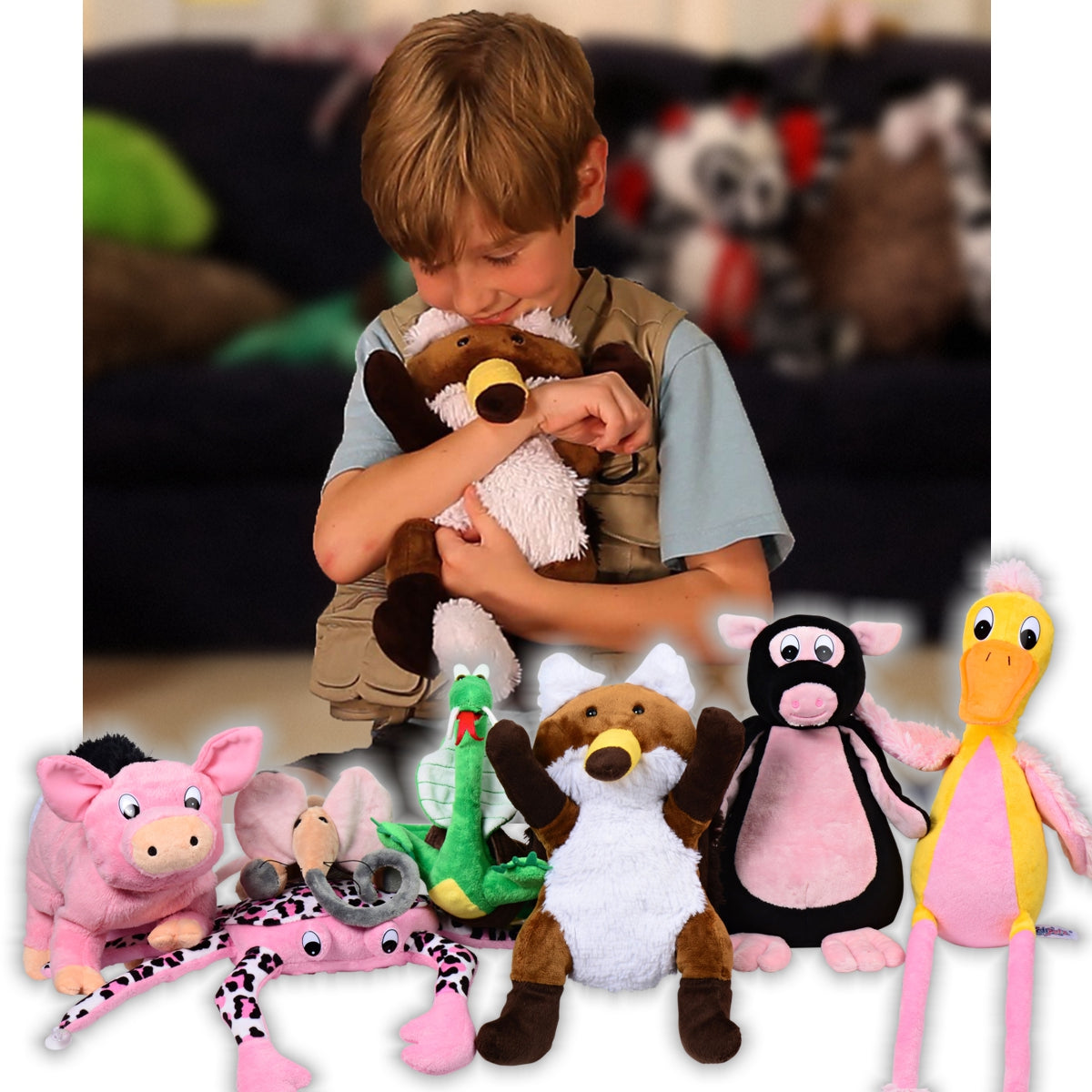 Win a free Genetipetz Stuffed Animal