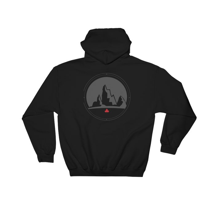 Blackout Hooded Sweatshirt