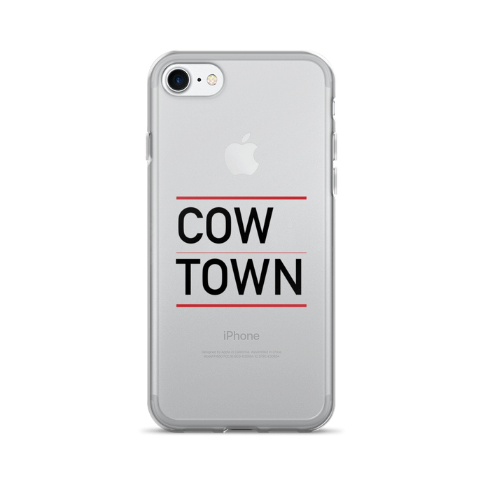 CowTown iPhone 7/7 Plus Case