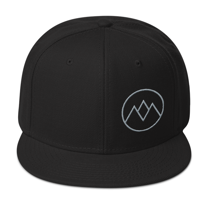 3 Mountains Snapback