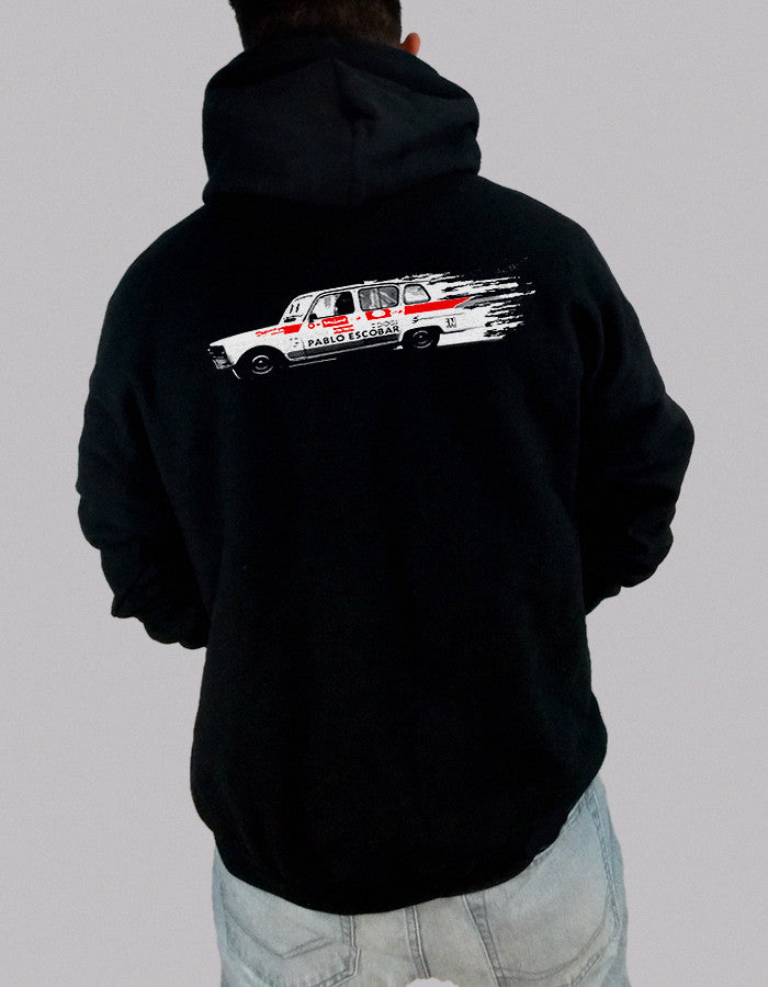 Cartel Racing Club: Pablo Escobar Hoodie