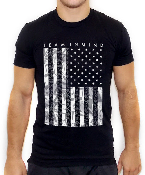 America Inmind T Shirt - Team Inmind - 2