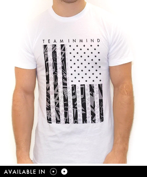 America Inmind T Shirt - Team Inmind - 1