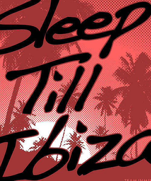 No Sleep Till Ibiza Tank Top - Team Inmind - 3