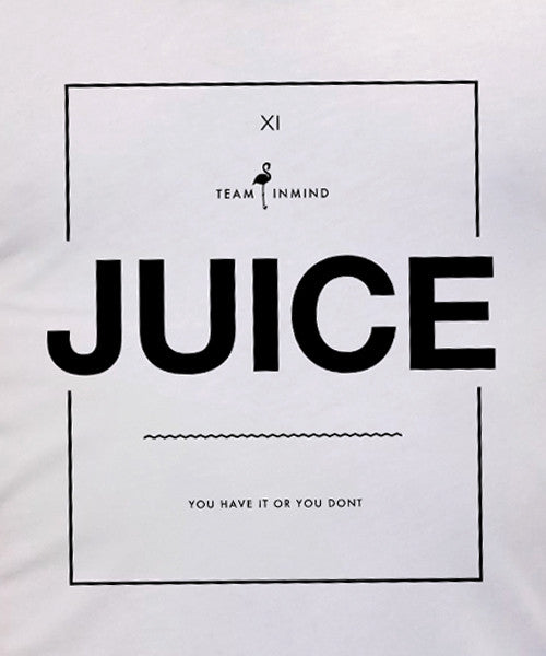 Juice Long Body Scooped T Shirt