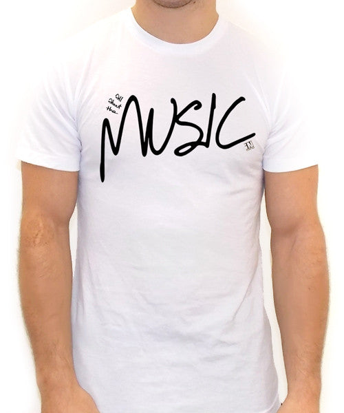 All About The Music T Shirt - Team Inmind - 2