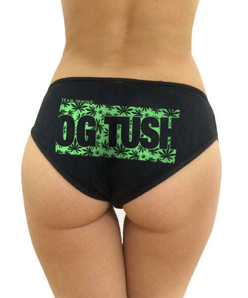 OG Tush Rave Booty Shorts - Team Inmind - 1