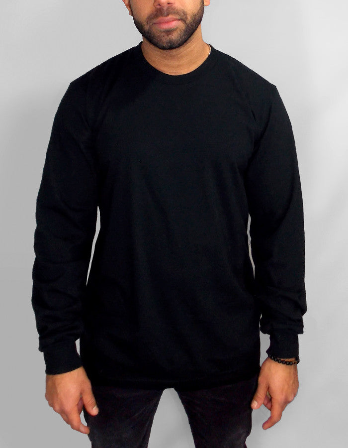 Seen Long Sleeve Tee