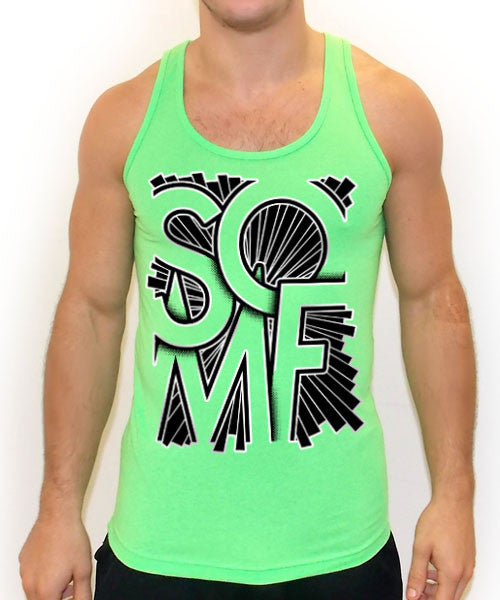 Sit On My Face Rave Tank Top - Team Inmind - 4