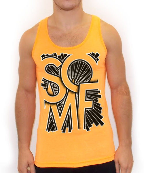 Sit On My Face Rave Tank Top - Team Inmind - 3