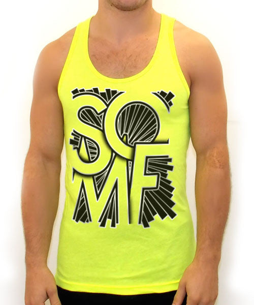 Sit On My Face Rave Tank Top - Team Inmind - 6