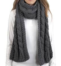 Ariat Chunky Knit Scarf