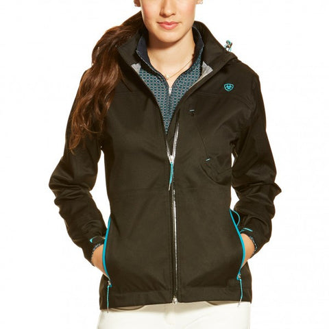 Ariat Ladies Caprilli Waterproof Jacket