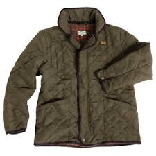 Hoggs of Fife Carlton Quilt Jacket