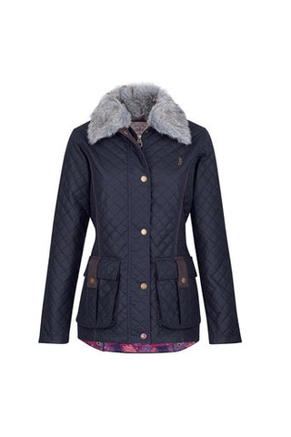 Jack Murphy Ladies Charlize Waxed Jacket