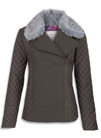 Jack Murphy Ladies Paulina Quilted Jacket