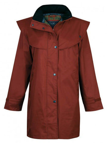 Jack Murphy 3/4 Length Ladies Waterproof Long Coat