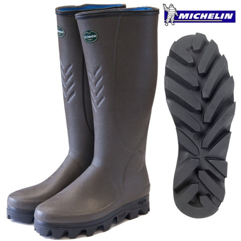 Le Chameau Ceres Neo men's wellington Boot with michelin tread
