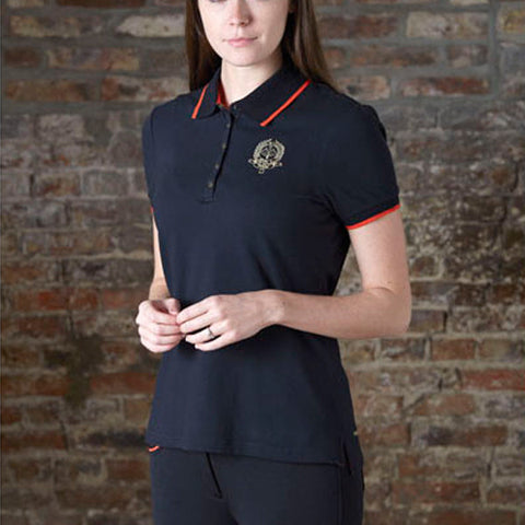 Toggi Skyla Ladies Polo Shirt Black