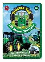 Tractor Ted DVD's