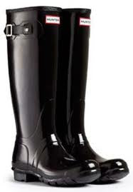 Hunter Original Gloss Ladies Wellington Boots