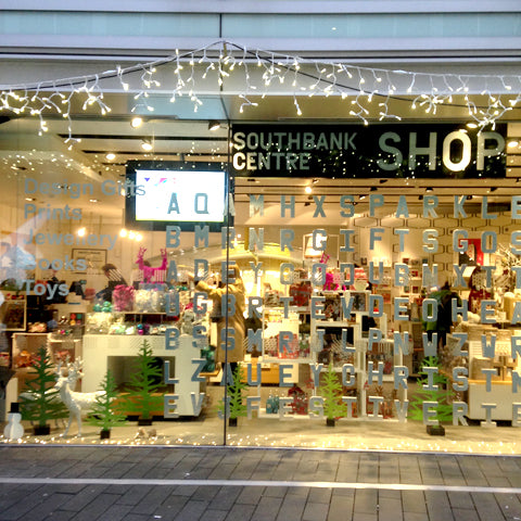 southbank centre christmas shop