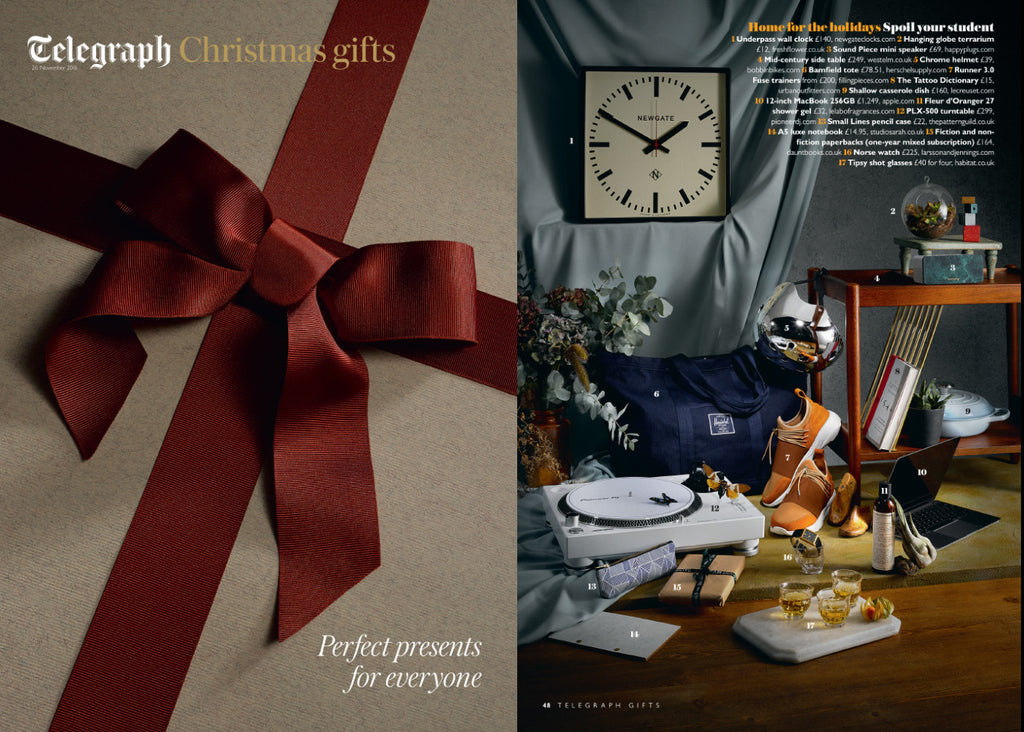 The Pattern Guild The Telegraph Christmas Gift Guide 2017