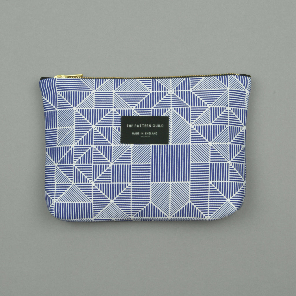 The Pattern Guild Collection 2014 lines pencil case large