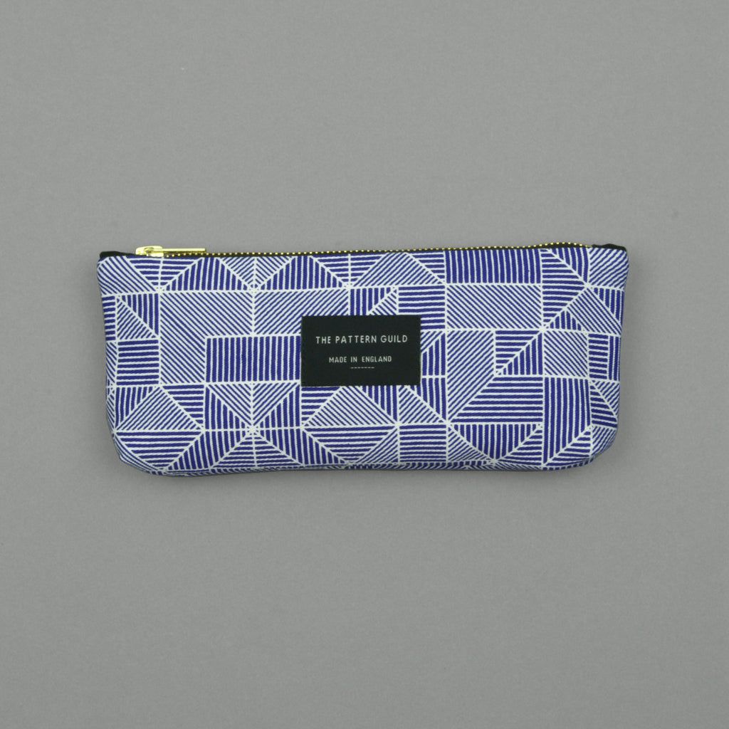 The Pattern Guild Collection 2014 pencil case medium