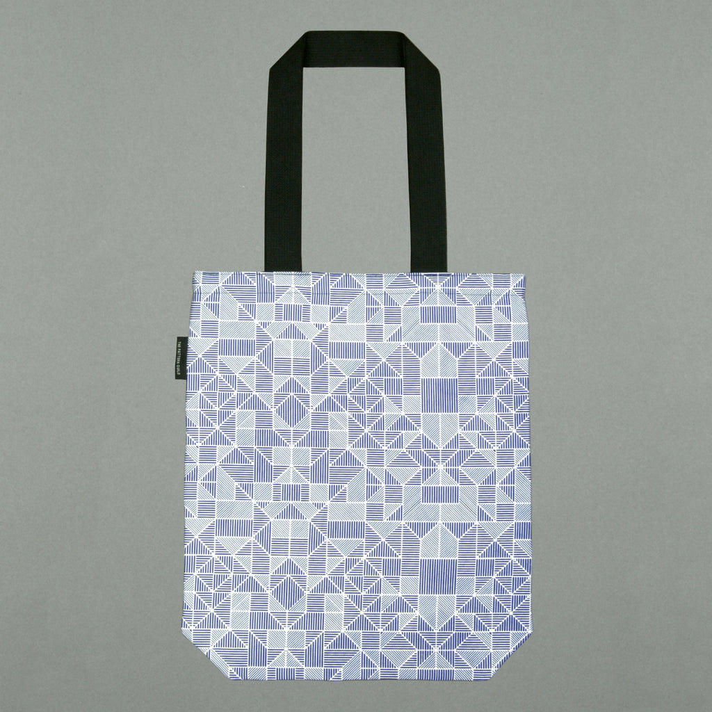 The Pattern Guild Collection 2014 lines tote bag