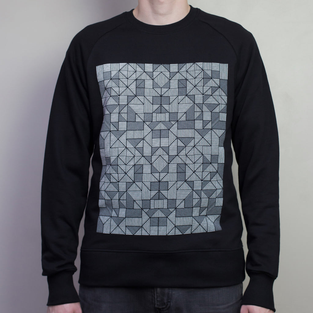 The Pattern Guild Collection 2013 lines pattern sweatshirt