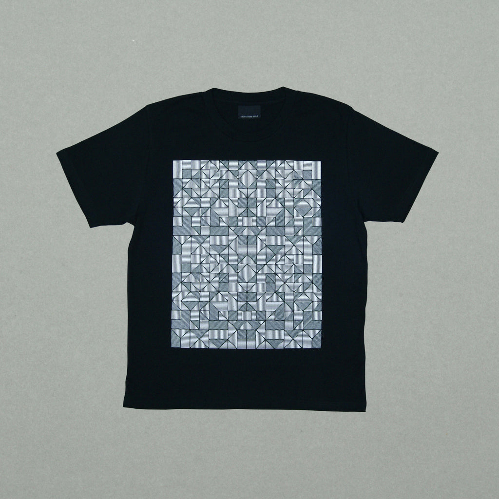 The Pattern Guild Collection 2014 lines pattern t-shirt