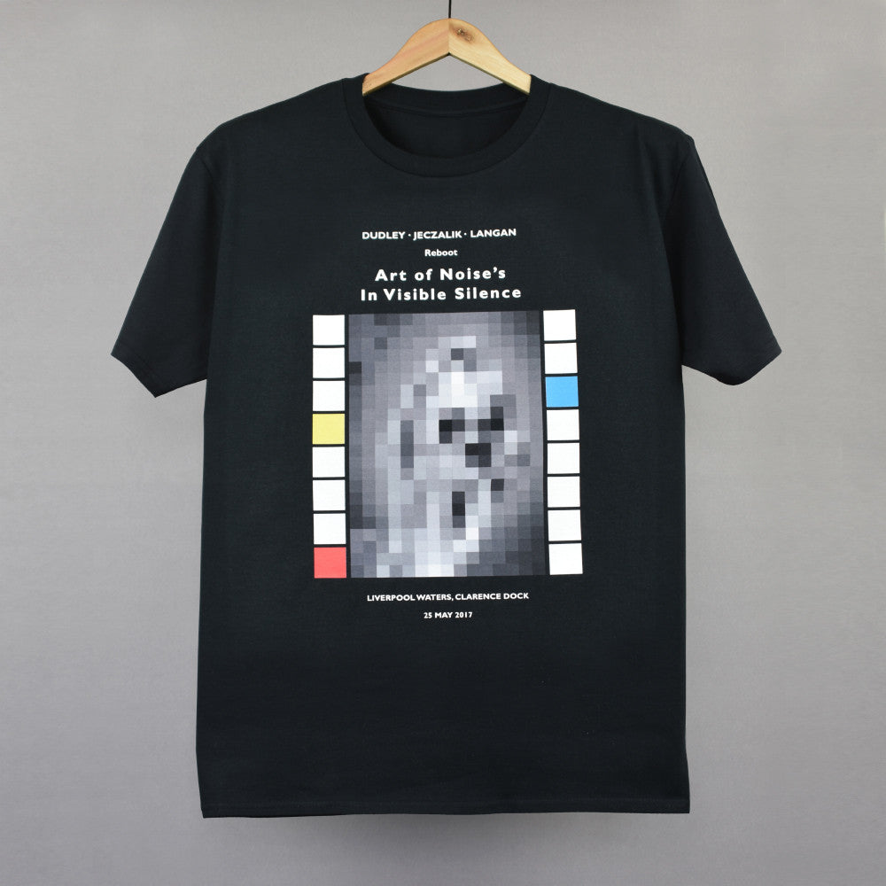the pattern guild art of noise t-shirt