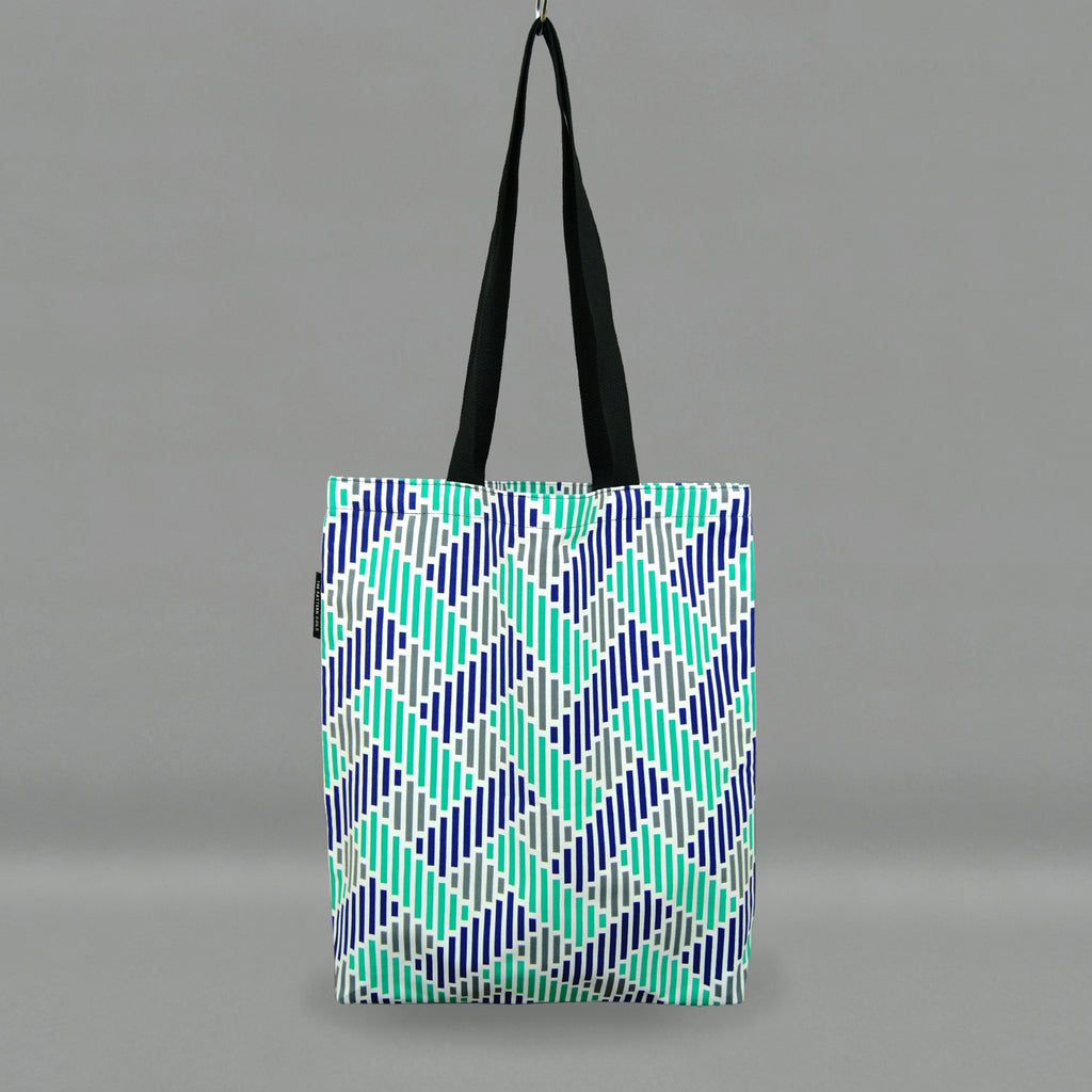 The Pattern Guild Collection 2015 crosses pattern tote bag