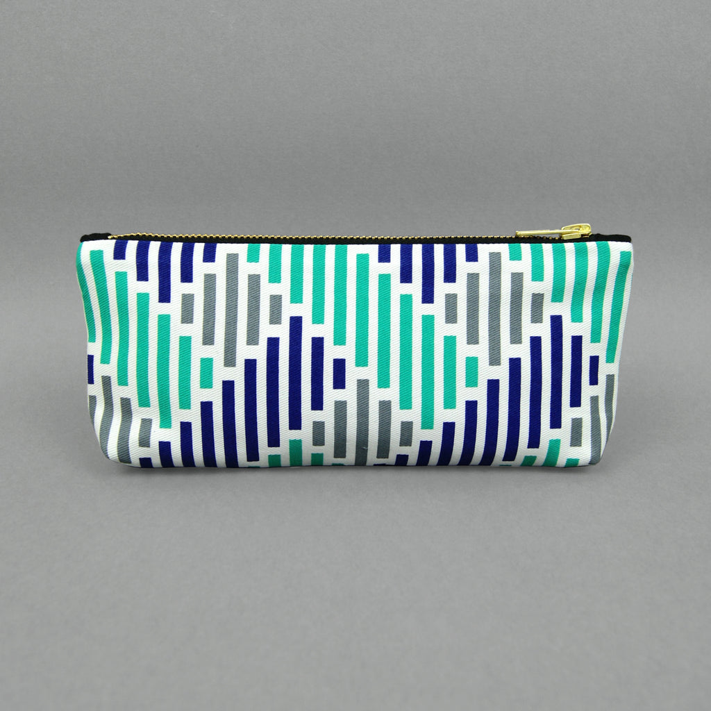 The Pattern Guild Collection 2015 crosses pattern pencil case medium