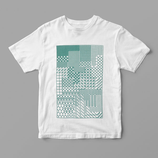 Evolution Pattern T-shirt